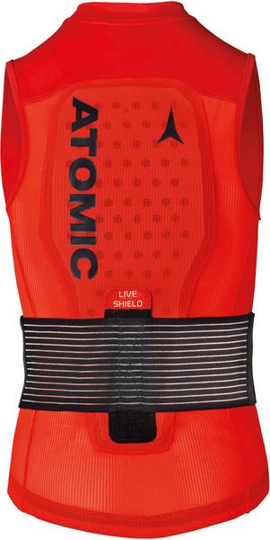 Atomic Live Shield Vest Jr