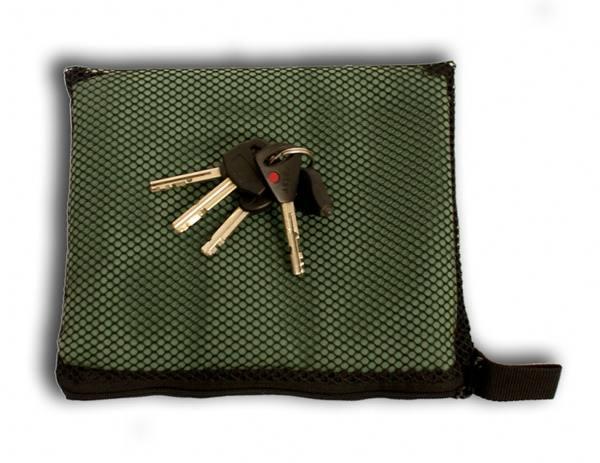 Biwak Biwak-Matkapyyhe 60 X 120 Cm Green