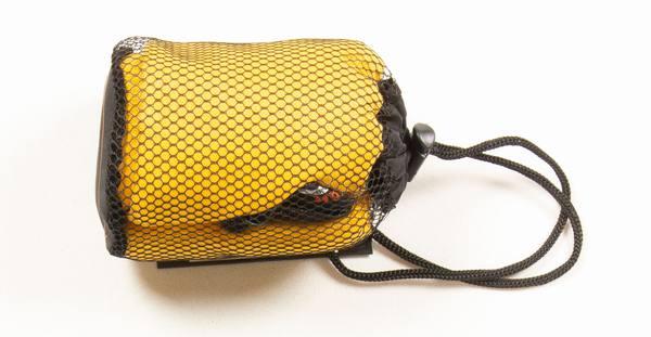 Biwak Biwak-Retkipyyhe 60 X 120 Cm Yellow