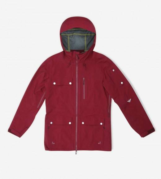 Black Crows Corpus Gtx Jacket 2018 Dark Red