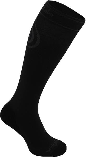 Bridgedale Compression Travel Black