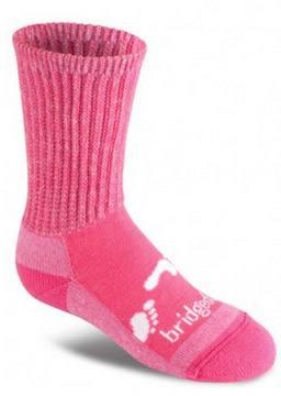 Bridgedale Jr Trekker Pink
