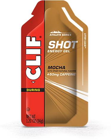 Clif Bar Shot Mocha