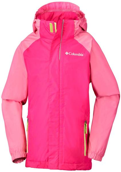 Columbia Westhill Park Jacket Jr Punch Pink