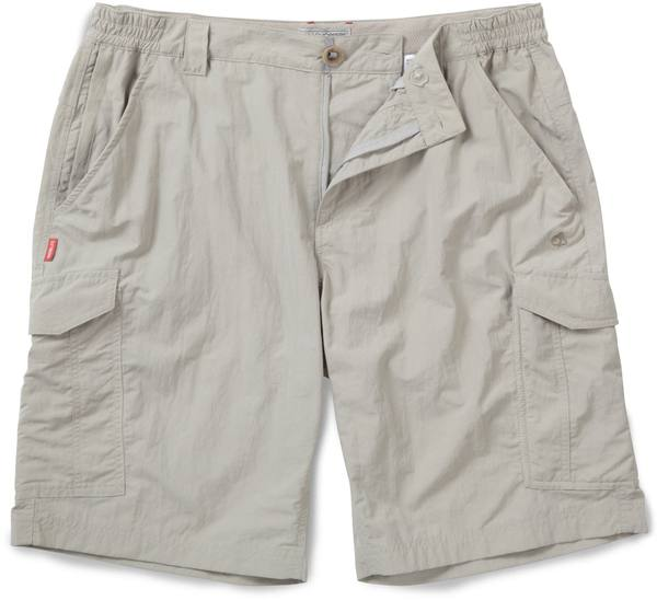 Craghoppers Nosilife Cargo Shorts Off-White