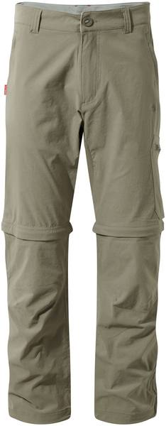 Craghoppers Nosilife Pro Convertible Trousers Long Beige