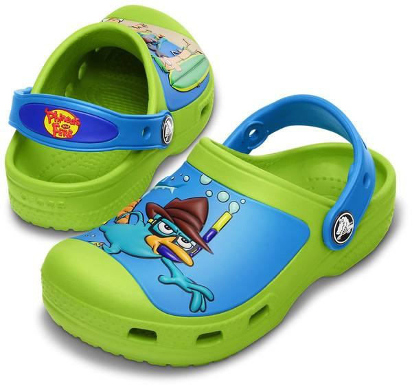 Crocs Creative Crocs Phineas & Ferb