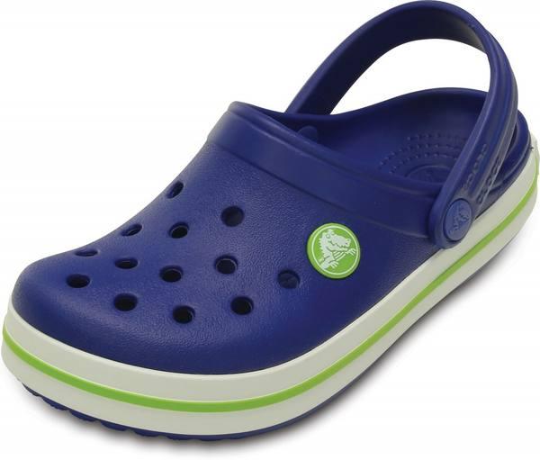 Crocs Crocband Kids Clog Cerulean Blue