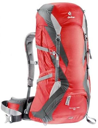 Deuter Futura Pro 42 Red/Grey