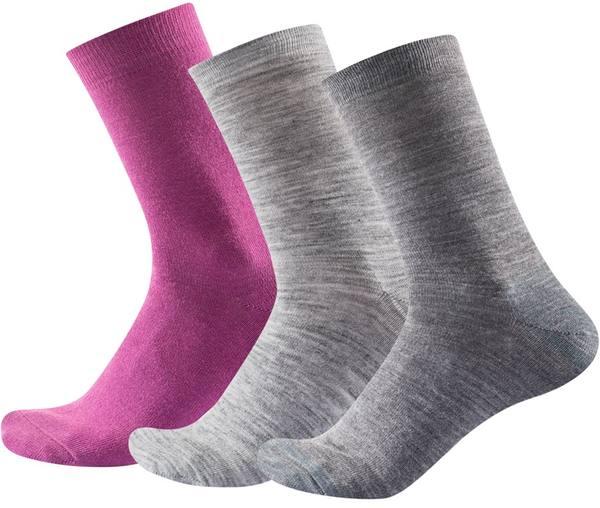 Devold Daily Light Socks 3-Pack Women