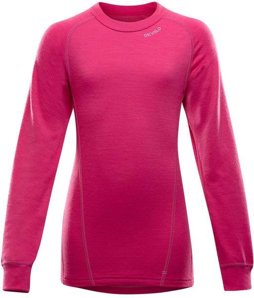 Devold Duo Active Junior Shirt Pink