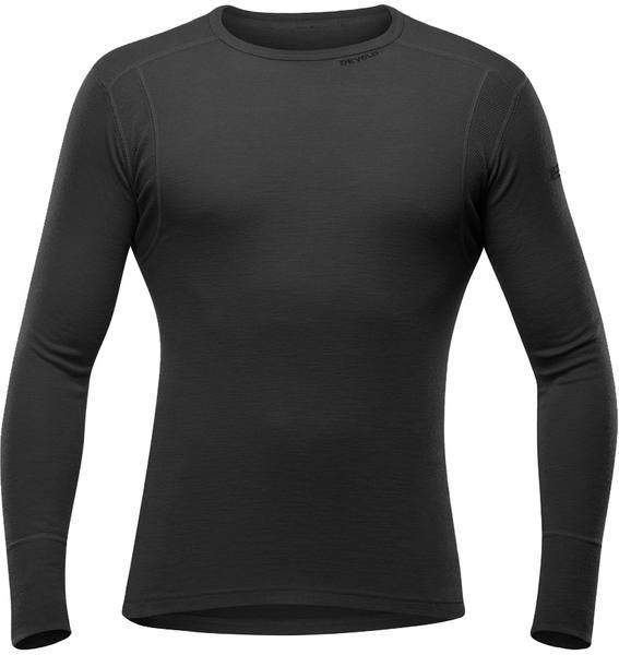 Devold Hiking Man Shirt Black