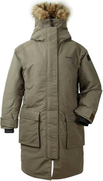 Didriksons Golda Women'S Parka Crocodile