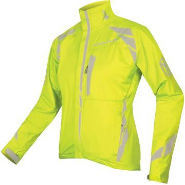 Endura Luminite Ii Women'S Jacket Yellow