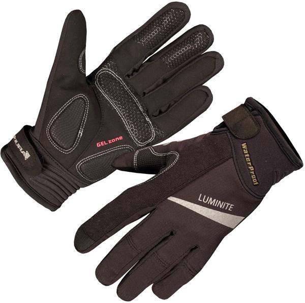 Endura Luminite Women'S Glove Black
