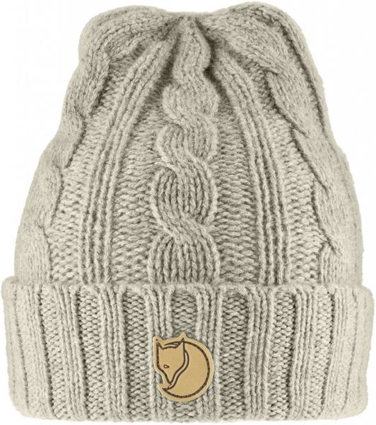 Fjällräven Braided Knit Hat Chalk