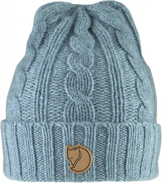 Fjällräven Braided Knit Hat Frost