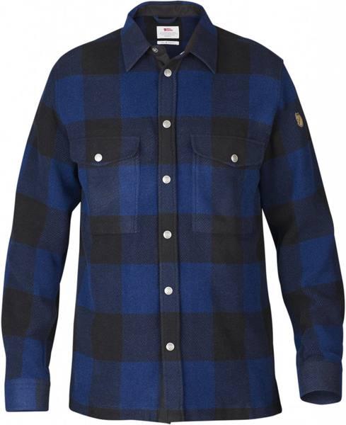 Fjällräven Canada Shirt Blue