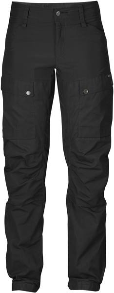 Fjällräven Keb W Trousers Curved 2018 Black