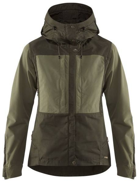 Fjällräven Keb Women'S Jacket Deep Forest