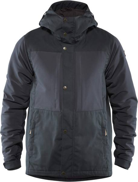Fjällräven Övik Stretch Padded Men'S Jacket Dark Navy