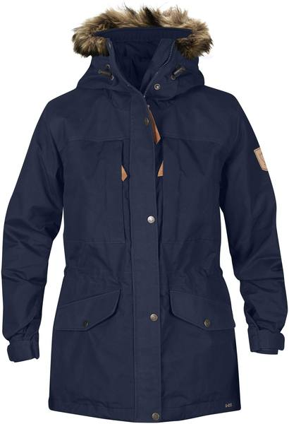 Fjällräven Singi Winter Jacket Women Dark Navy