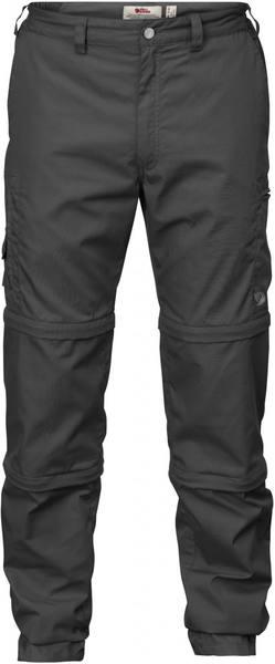 Fjällräven Sipora Shade Trousers Dark Grey