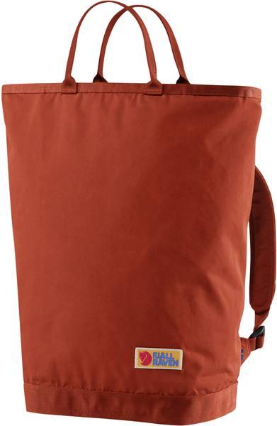 Fjällräven Vardag Totepack Cabin Red