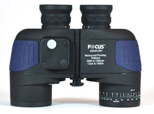 Focus Aquafloat 7X50 Waterproof Compass