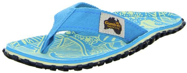Gumbies Women'S Islander Turquoise Signature