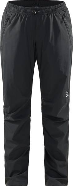 Haglöfs Aero Short Pant Women Fall 2018 Black
