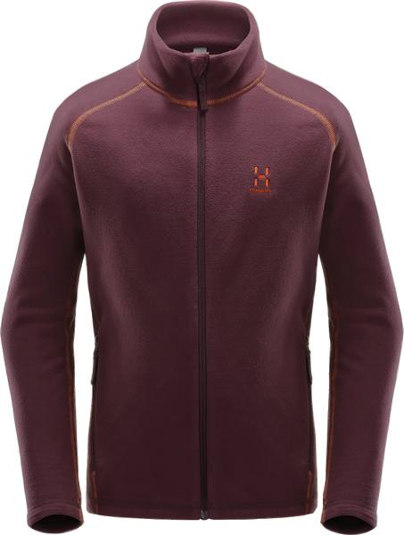 Haglöfs Astro Jacket Jr Dark Red