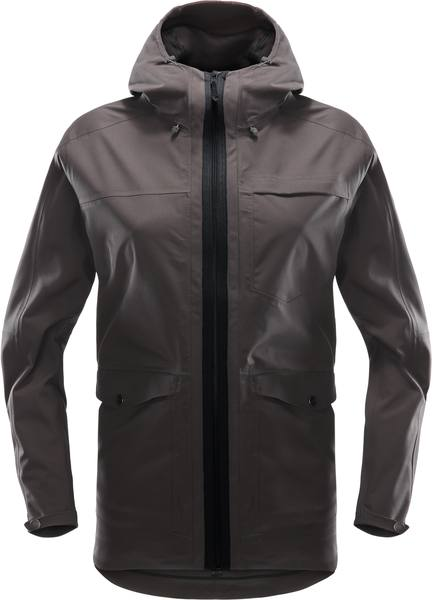 Haglöfs Eco Proof Jacket Women Slate