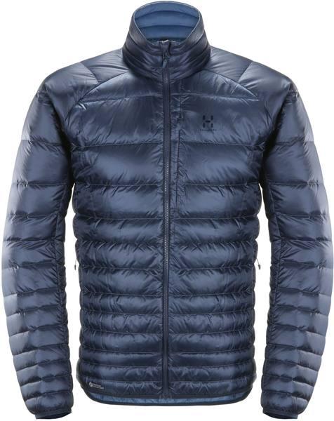Haglöfs Essens Down Jacket Men Tarn Blue