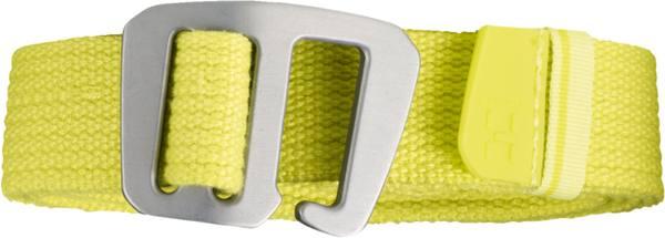 Haglöfs Lite Webbing Belt Yellow