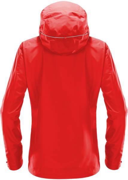 Haglöfs Mila Rain Women'S Jacket Punainen
