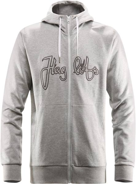 Haglöfs Norbo Hood Men Grey