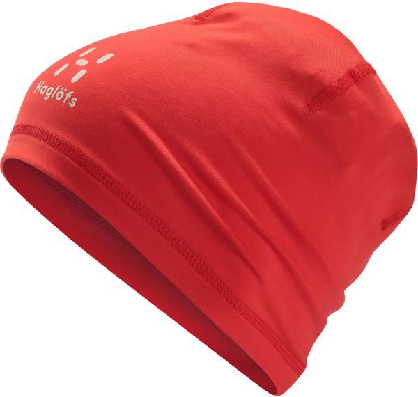 Haglöfs Plain Beanie Red