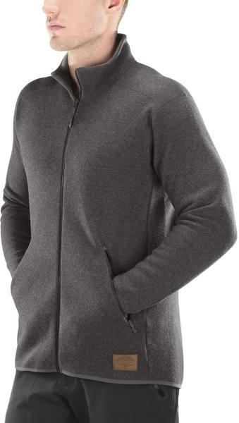 Haglöfs Whooly Jacket Men Dark Grey