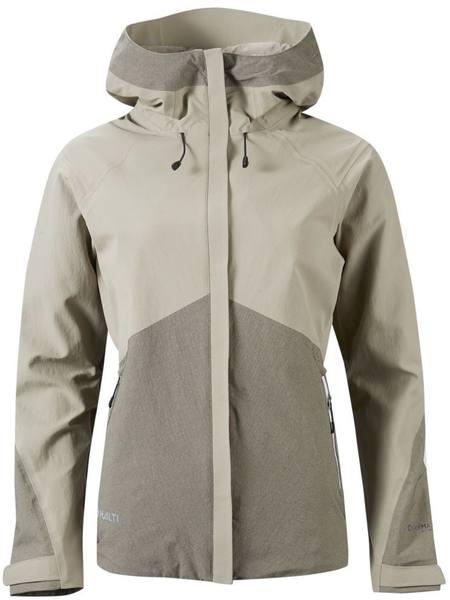 Halti Kota Women'S Jacket Light Grey