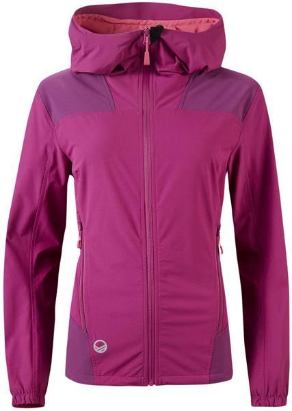 Halti Pallas + Women'S Jacket Purple