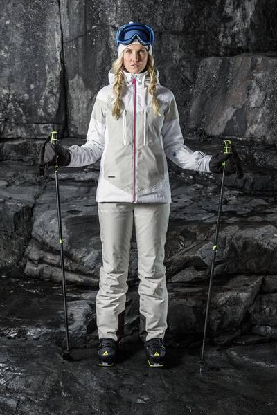 Halti Raitti Women'S Jacket White