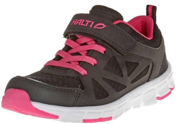Halti Rello Jr Trekking Shoe Black/Pink