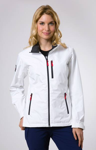 Helly Hansen Crew Jacket Women White