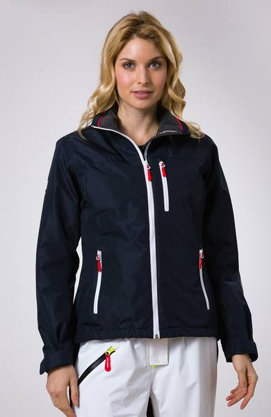 Helly Hansen Crew Midlayer Women'S Jacket Navy