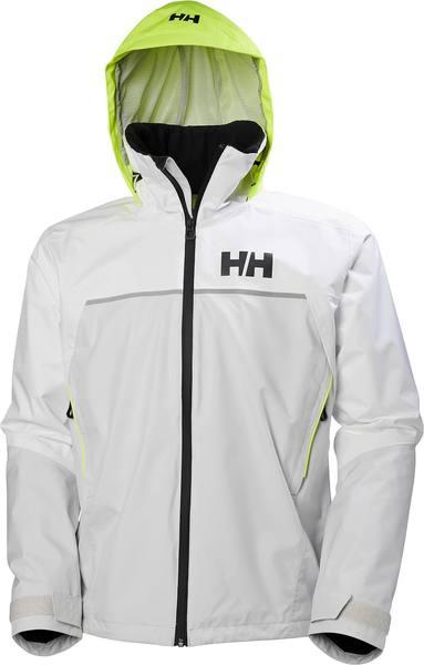 Helly Hansen Hp Fjord Jacket White
