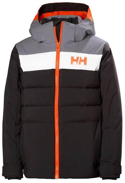 Helly Hansen Jr Cyclone Jacket Ebony