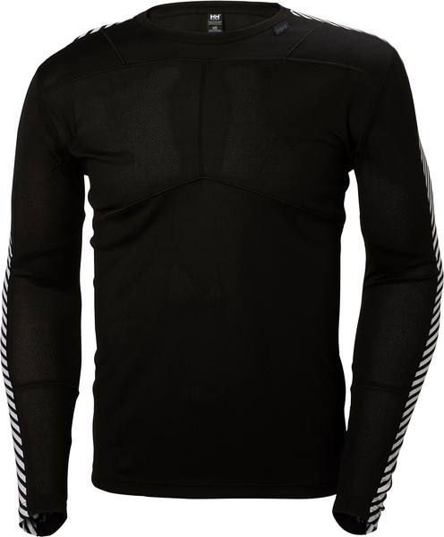 Helly Hansen Lifa Crew Men'S Black