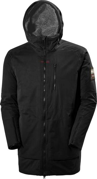 Helly Hansen Njord Parka Black
