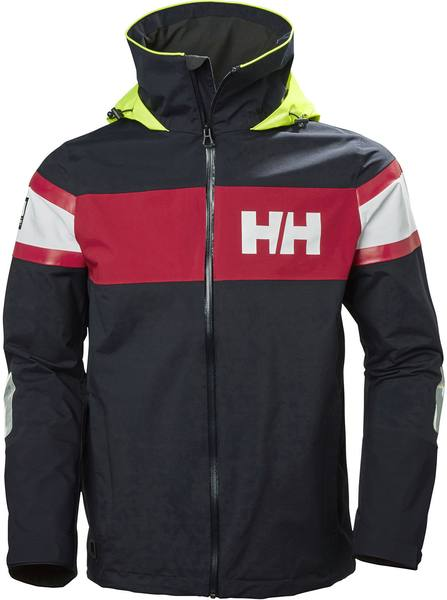 Helly Hansen Salt Flag Jacket Navy